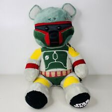 Build A Bear Star Wars Boba Fett the Original Mandalorian Plush Rare Retired BAB