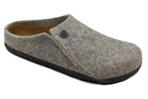 Birkenstock Zermatt Wool Felt Kids - Light Grey (Art:1015031)