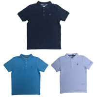 Farah Boys Polo Shirt T-Shirt Ages 7 Years up to 15 Years