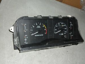 1989 Ford Mustang Factory V8 140 MPH Speedometer Instrument Gauge Cluster 87 88