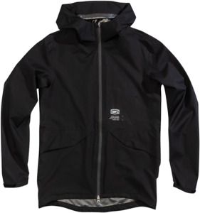 100% Hydromatic Parka Md Black 39009-001-11