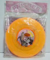 Vtg 1973 WHAM-O Sealed Orange Frisbee