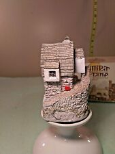 Lilliput Lane Fisherman's Cottage One Of A Miniature Masterpiece Made In Uk.
