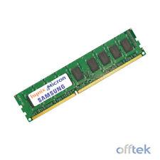 Memoria (RAM) con memoria SDR SDRAM de ordenador DIMM 240-pin con memoria interna de 2GB