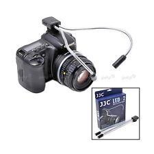 Eclairage Macro 2 LED Bras Flexible pour Appareil Photo Reflex Numérique DSLR /