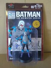 *#1 DC SUPERHERO COLLECTION BATMAN ANIMATED SERIES 2 MR. FREEZE FIGURINE