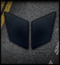 Rubbatech AK CARBON KNEE TANK PADS BMW AIR COOLED R1200GS K25 FACE LIFT