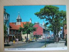 Postcard. NORTH BERWICK - QUALITY STREET. Unused.