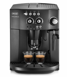 Delonghi ESAM 4000.B Magnifica Fully Automatic Coffee Maker, Black