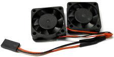 H011T 550 540 Motor Cooling Heatsink Heat Sink Twin Fan Only fits JR 25x25