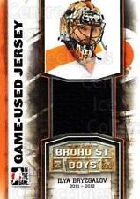 2011-12 ITG Broad Street Boys Jerseys #10 Ilya Bryzgalov