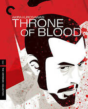 THRONE OF BLOOD (NEW BLU-RAY)