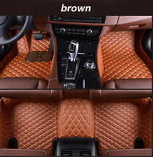 For Jaguar- S-Type F-Pace F-Type XE XF XJ XJL XK luxury custom Car floor mats