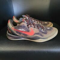 Nike Kobe 8 Python Mens Size 10 Brown Basketball Shoes