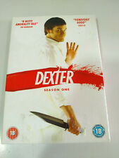 Dexter First Season One Complete - 4 X DVD English France - 3T