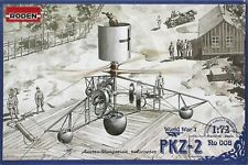 RODEN 008 1/72 PKZ-2