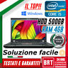 "PC NOTEBOOK LENOVO THINKPAD T520 15.6"" CPU I5 4GB RAM HDD 500GB GRADO A"