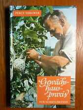 GARTENBAU - Gewächshaus Praxis für Hobbygärtner von Percy Thrower (1978)