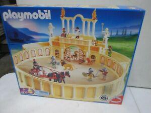 151512 Brazo romano rojo y negro 4u playmobil,arm,armour,knight,roman