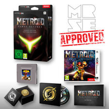 Metroid Samus Returns Legacy Edition Nintendo 3DS Collectors Limited Pre-order