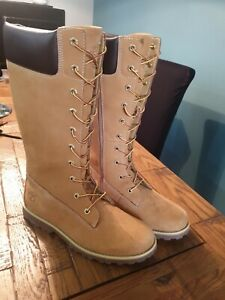 Womens Size 6.5 Timberland Boots Never Worn