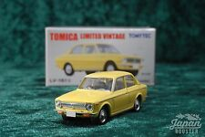 [TOMICA LIMITED VINTAGE LV-161b 1/64] TOYOTA COROLLA 1200 2DOOR DELUXE (Yellow)