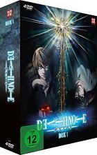 DEATH NOTE BOX VOLUME 1 DVD DEUTSCH
