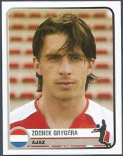 PANINI 1955-2005 CHAMPIONS OF EUROPE- #029-AJAX-ZDENEK GRYGERA