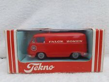 Tekno no.415 Falck zonen ford taunus transit van in excellent boxed condition