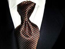 HUGO BOSS Krawatte braun Seide wie neu Tie Cravatte