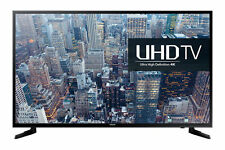 "SAMSUNG 55"" 55JU6000 4K SMART FLAT LED TV WITH 1 YEAR VENDOR WARRANTY"