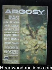 Argosy Feb 1961 Marilyn Monroe