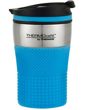 Thermos THERMOcafe Stainless Steel Vacuum Insulated Travel Cup 200 ml Blue