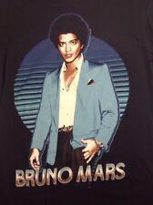 Bruno Mars Men's S T-shirt 2013 Tour Concert Music Singer Songwriter Dance