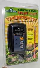 Hydrofarm Jump Start HEAT MAT Thermostat Digital Controller Germination MTPRTC