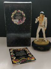 """Elvis Presley The 70's Limited Edition Musical Figure Plays """"My Way"""" With COA"""