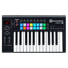 Novation Launchkey 25 USB Keyboard Controller for Ableton Live, 25-Note MK2 Ver.