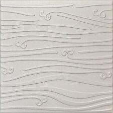 Decorative Ceiling Tiles Styrofoam 20x20 R102 Platinum