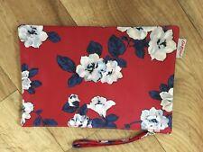 Motif Floral Rouge Cath Kidston Maquillage/Cosmétiques Sac, neuf sans étiquettes
