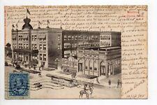 CANADA carte postale ancienne MONTREAL la corona hotel