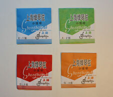Set of 4/4 Shanghai Violin Strings High Quality Happy Notes Set Strings E A D G