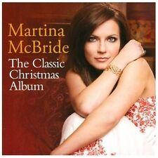 The Classic Christmas Album by Martina McBride (CD, 2013, Sony Music)
