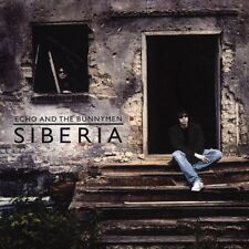Siberia by Echo & the Bunnymen (CD, Sep-2005, Cooking Vinyl Records (USA))