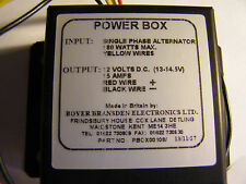 Norton BSA Triumph  Boyer Power box  Battery eliminator, Free ship to USA stk024