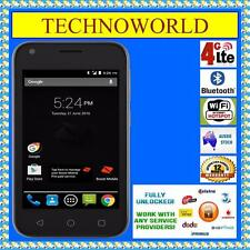 "UNLOCKED ZTE B112+4G 4"" ANDROID+USE TELSTRA/ALDI/BOOST/LYCA/OPTUS/VODAFONE/DODO"