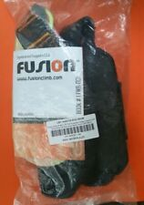 """Fusion Climb 4ft 48""""x1.75"""" Fall Protection Safety Lanyard Shock Pack Steel Hook"""