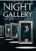 Night Gallery: The Complete Series [New DVD] Oversize Item Spilt , Boxed Set