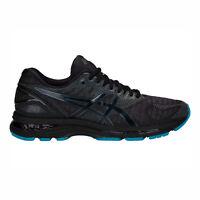 Asics GEL-Nimbus 20 Lite-Show [1011A043-001] Men Running Shoes Black/Blue