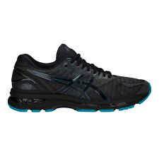Asics GEL-Nimbus 20 Lite-Show [1011A043-001] Men Running Shoes Black/Blue