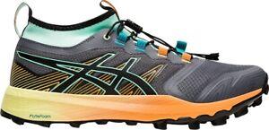 Asics FujiTrabuco PRO Womens Trail Running Shoes - Grey